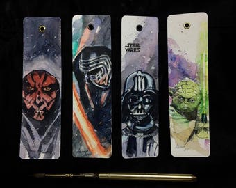 Universal image inside star wars bookmark printable