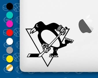 pittsburgh penguins, penguins decal, penguins sticker, penguins vinyl, pittsburgh decal, pittsburgh sticker, penguins hockey