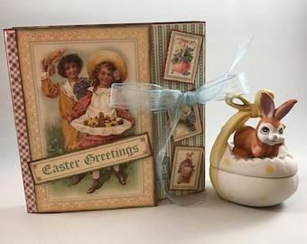 Easter Greetings Memory Album