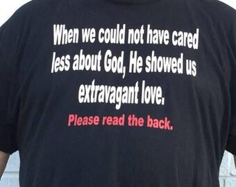 God's word Christian t-shirt