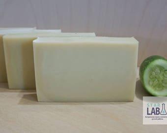 Cucumber soap (Огуречное мыло)