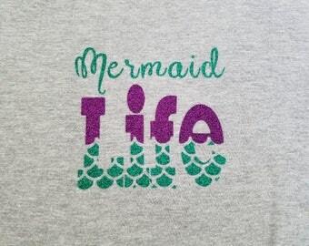 Mermaid Life Women's Shirt
