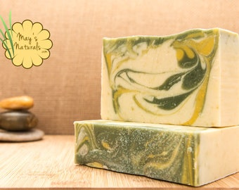 Soap | Midnight Jasmine soap | Midnight Jasmine natural soap | Artisan soap| Fresh Aloes  soap | Birthday gift| Party favor | maysnaturals