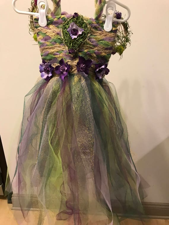 Enchanted Fairy Forest Costume
