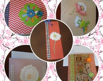 Handmade All Occasion Greeting Cards