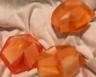 Handcrafted Gemstone Soap