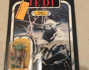 Star Wars - Yoda - 1983