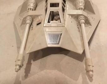 Star Wars Snow Speeder - 1980