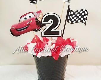 Cars Centerpiece Special