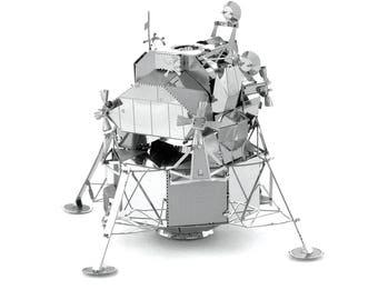 Metal Earth -Apollo Lunar Module 3D Metal Model kit/puzzle - MMS078