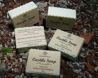 Castile Soap/Fragrance free/I Kept 41 weeks before sell