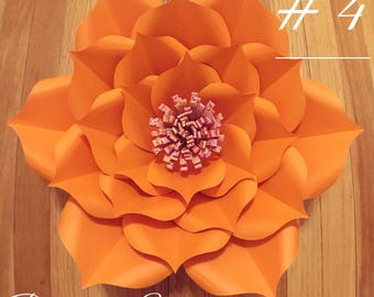 Paper Flower Style #4