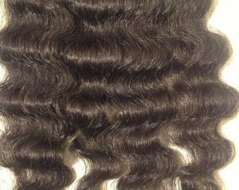 Exotic Curly Raw Indian Hair
