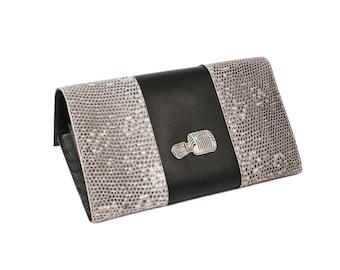 Zoan Lizard Wallet For Women