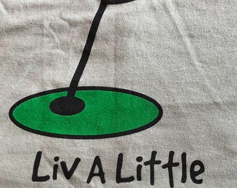 Liv A Little Golf A Lot
