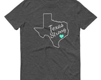 Texas Strong Shirt- Unisex Tee
