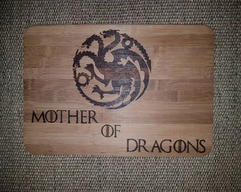 Chopping board Game of Thrones