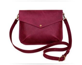Flapbag mini vinous (free shipping)