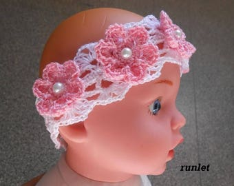baby girl Headband cotton