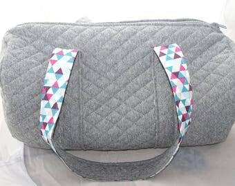 soft duffel bag