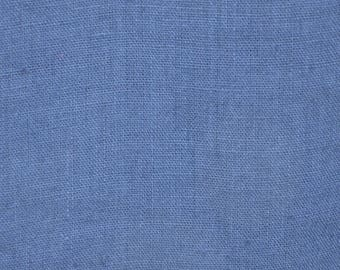 washed linen Navy 280g