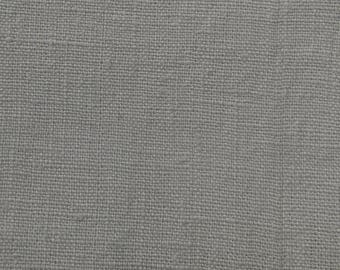 light grey washed linen delivery 280 g/m2