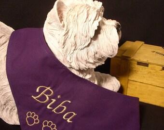 Bandana to customize for your dog XXS, XS - S - M
