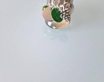 Pretty ring charms