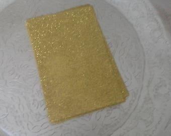 creative gold foam sheet