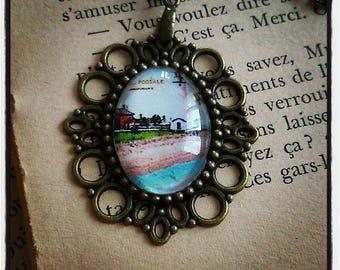 "necklace or sea side ""beach"" pendant necklace"
