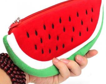 Watermelon / storage pouch