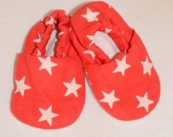 Booties newborn baby star