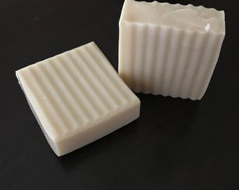 Vanilla Bourbon On The Rocks cold process soap by Suds Handmade Soap