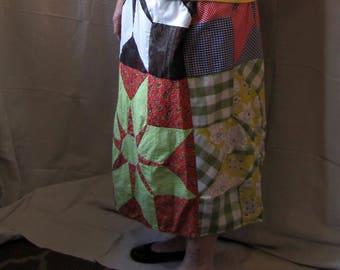 Felicia Lynn (Wrap skirt sizes 4-14)