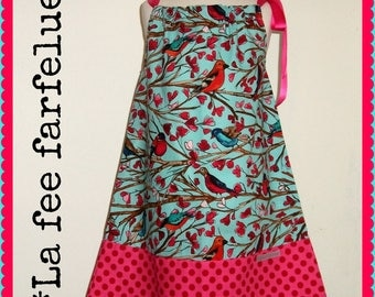 "Dress ""the wishing tree"" 2 to 10 years"
