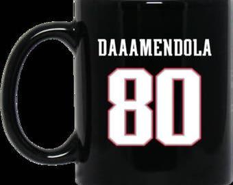 Daaamendola-BM11OZ 11 oz. Black Mug