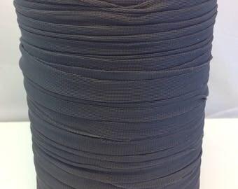 Large spool of Trapilho cotton jersey steel