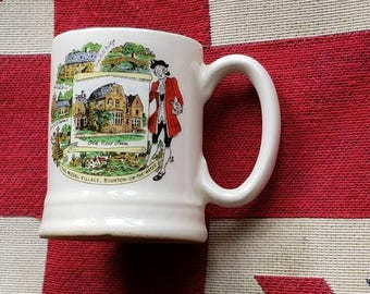"Small ""Britannia"" Mug"