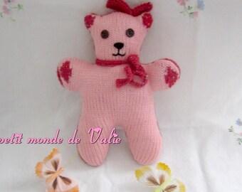 bear my pink 2