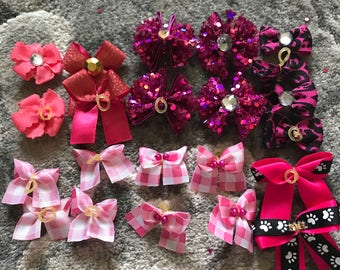 Pink Bow Variety (22 count)