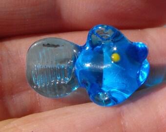 Murano PERL.1871 glass button