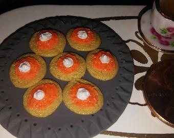 Orange Cream Tea Cakes