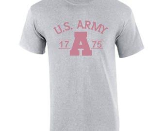 "U.S. ARMY 1775 Big ""A"" T-Shirt"