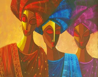 Afrocentric Art Etsy