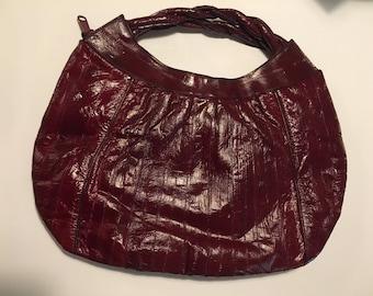 Leather of the Sea purse