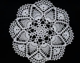 crochet doily (model 15) choice 25 cm