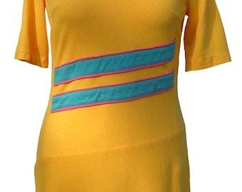 Dress * Garrosso * - hemp and cotton - size 40 uiquement