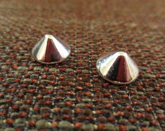 2 PCs 9.5 mm x 6 mm silver color screw
