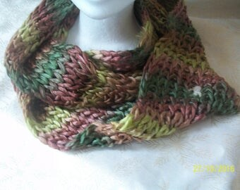 neck wool colors