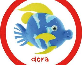 "Kit playdough Fun Dough 28 Gr ""Dora"" - APLI Kids - Ref 13759 - until the stock!"